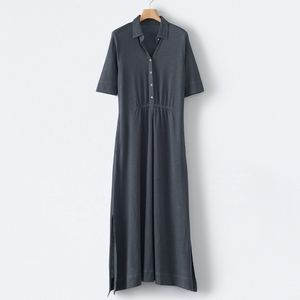 NWT Poetry Linen Cotton Jersey Dress